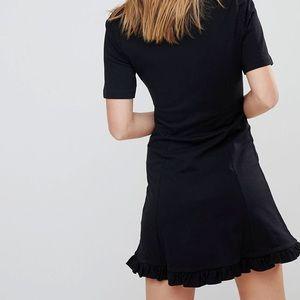 ASOS Dresses - ASOS petite frill dress NWT